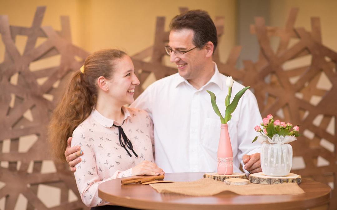 Apa-lánya alkalmak Veszprémben és Budapesten
