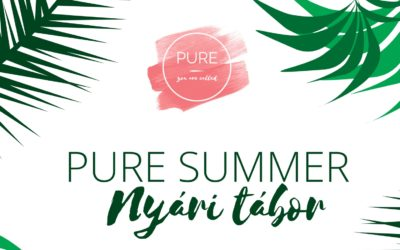 A szépség benned van, a kérdés az, meg tudod-e mutatni? – Pure Summer
